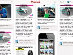 Poworkout Pinterest