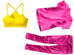 HM Sports pink