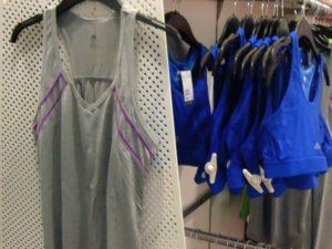 HM-sportigt linne