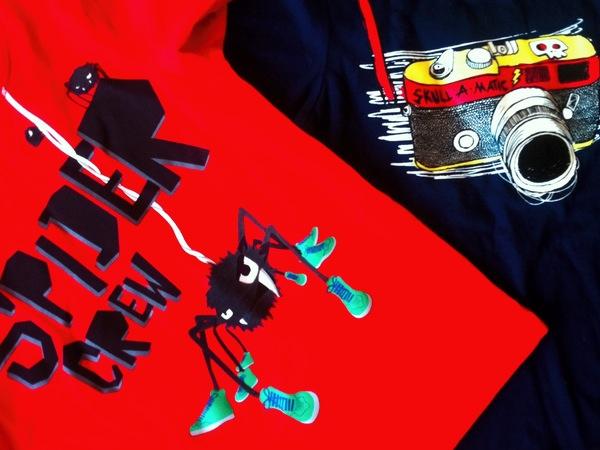 Coola t-shirts