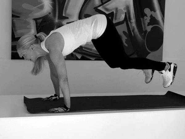 Fettförbränning + styrketräningsprogram