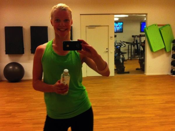 10-dagars-träningsvärken