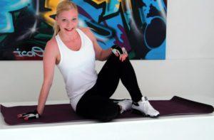 Rolig coreträning ger starka magmuskler