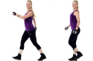 Promenera dig i form