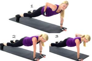 Planka med rodd