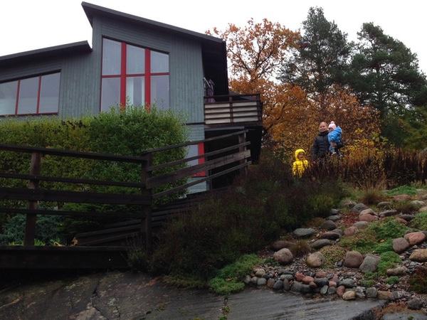 Nyinflyttade i Österskär