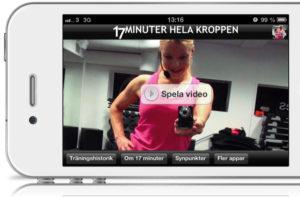 bra app träning för hela kroppen