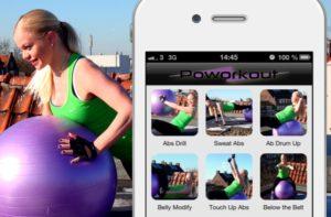 Bra app med bra träningsprogram