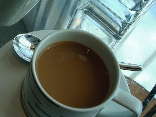 & en god kopp kaffe