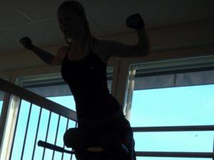latsdrag och rygglyft är en bra kombo