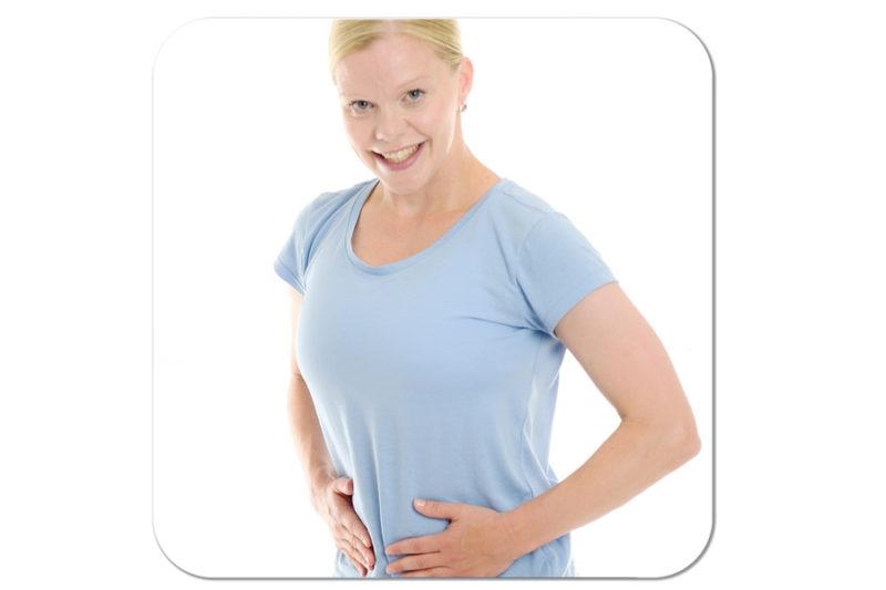 App för mammaträning som ger plattare mage och starkare kropp