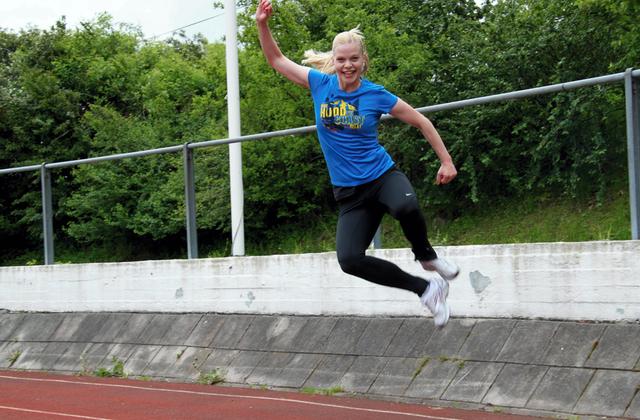 hoppa dig i form med plyometrisk träning