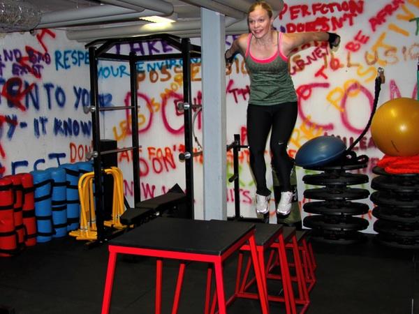 träningsprogram stationsträning