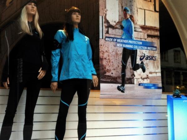 Rätt kläder för löpning