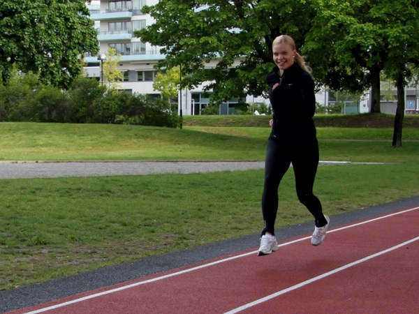 Träningsprogram för tränade