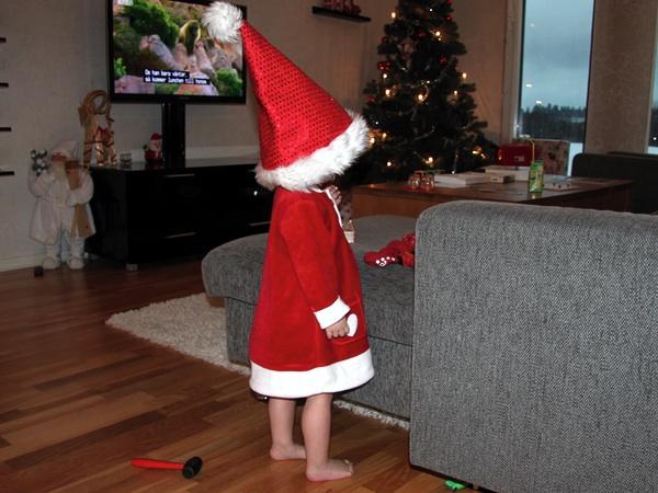 Julen i bilder