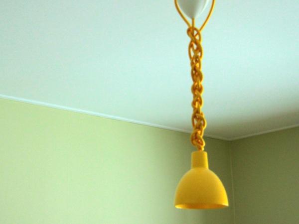 lampa gul