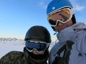 Jag och Erik