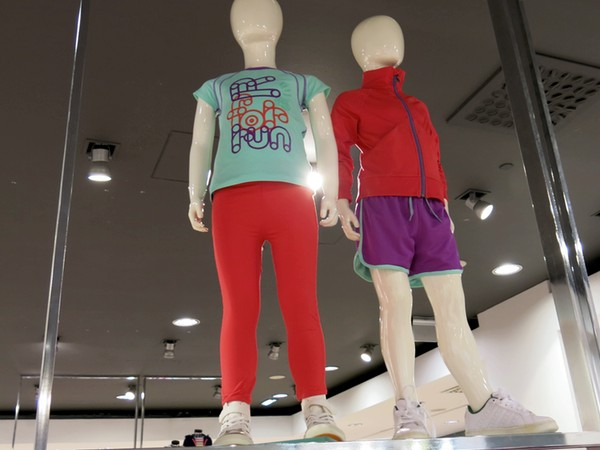 HMs träningskläder för barn