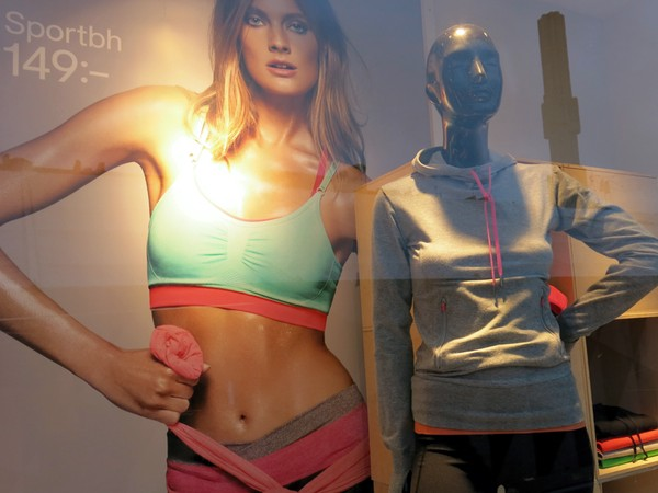 HM träningskläder