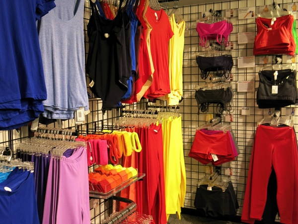 Bra & snygga träningskläder
