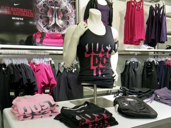 Träningskläderna från Nike