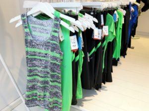 Grönt och mönster