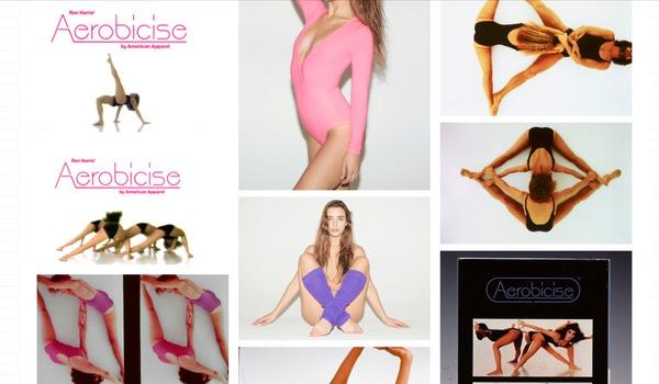 dräkter med mera a la aerobics