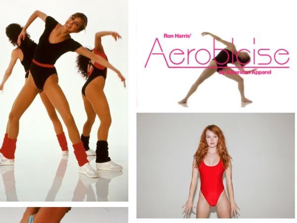 Aerobics är tillbaka