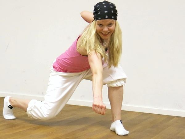 Styrketräning och dans