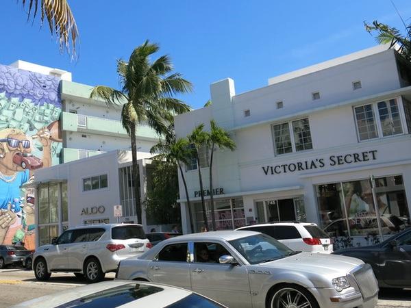 shopping South Beach Miami