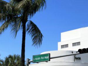 Lincoln shopping Miami