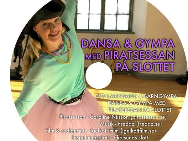 Dansa & Gympa med Piratsessan