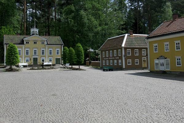 torget i Vimmerby
