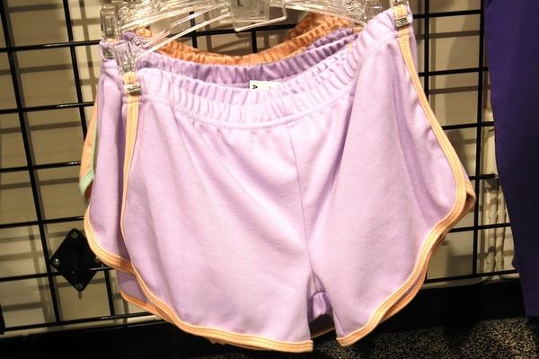 shorts i många färger
