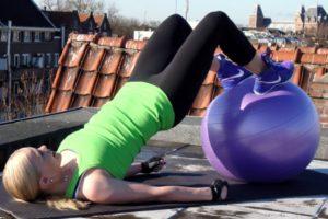 Träningsprogram med boll