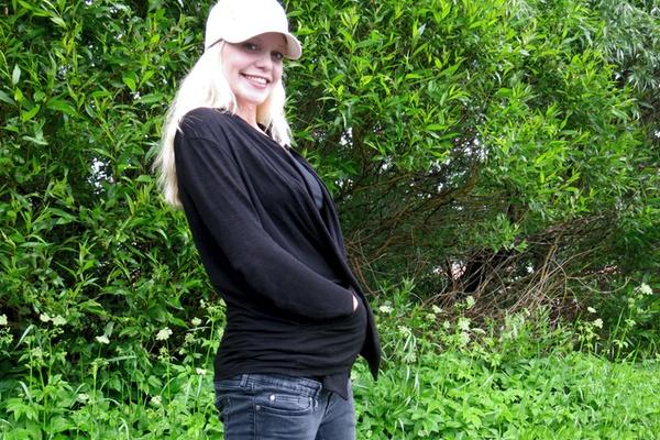 gravid i vecka 19