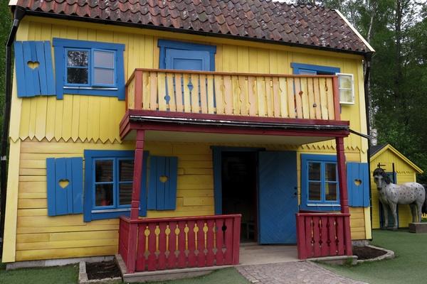 Villa Villerkulla i Vimmerby