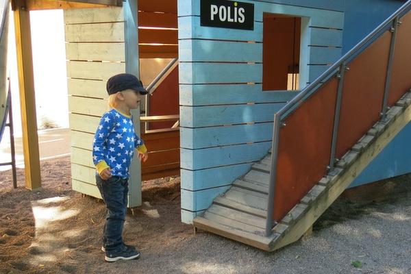 lekparken polismuseet