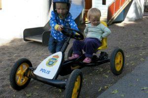 polistrampbilen