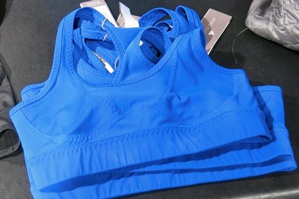 blå topp Stella Adidas
