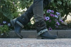 Mina nya boots
