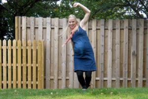 Graviditetsvecka 34 av 40