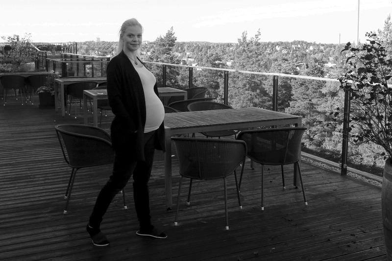 Yasuragi och 36 fullgångna graviditetsveckor