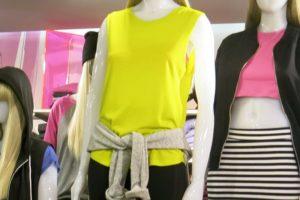 Enkla och stilrena träningskläder