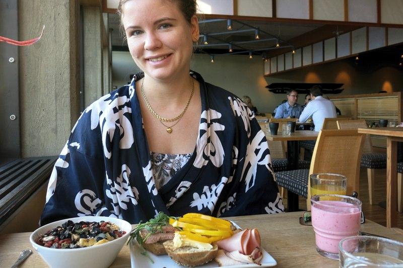Susanne på Yasuragi