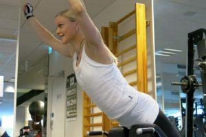 Bättre styrka och rörlighet i ryggen