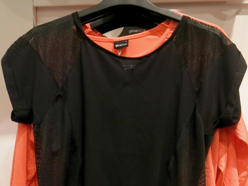 svart tröja