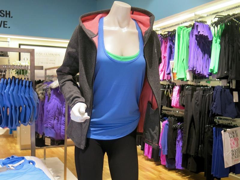 träningskläder i Täby Centrum