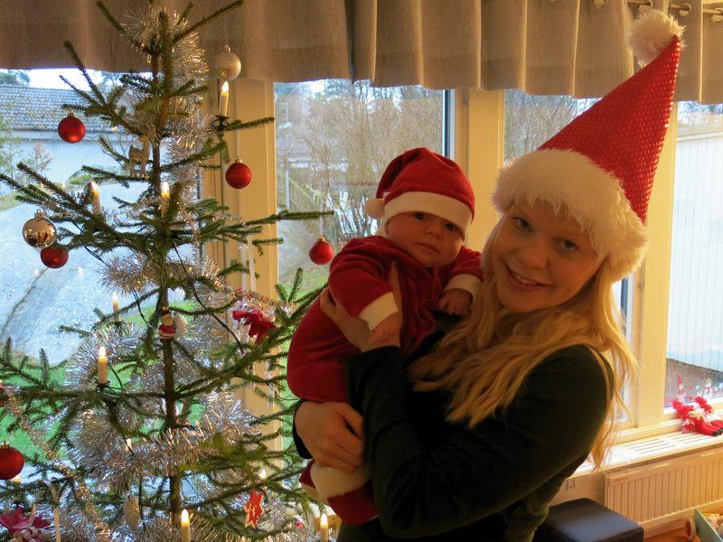 god jul från mig